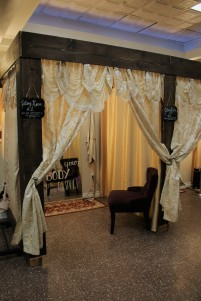 Enjoy our comfortable fitting rooms!
